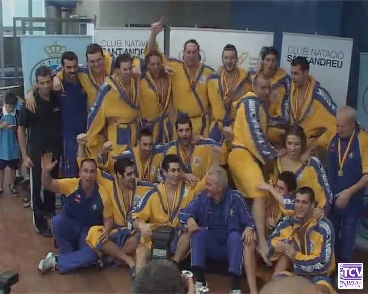 Final de la Copa del Rei de Waterpolo