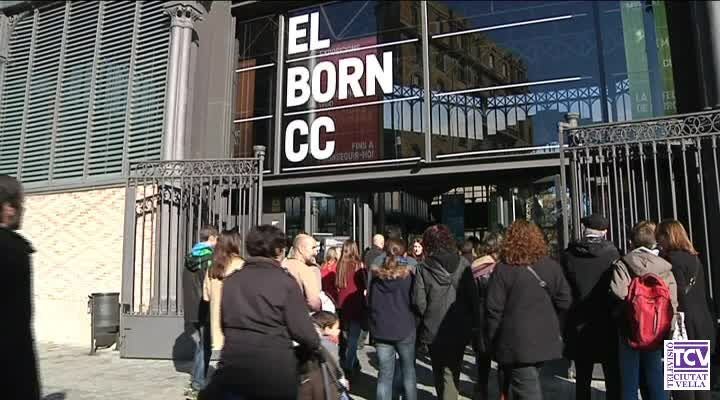 Primers sis mesos de funcionament del Born Centre Cultural