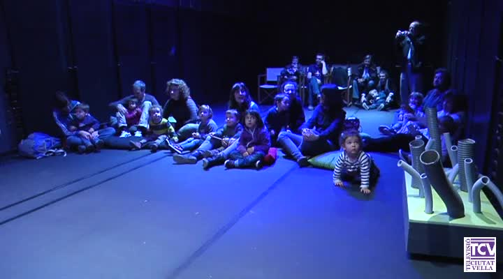 Electric Babyland a l'Antic Teatre